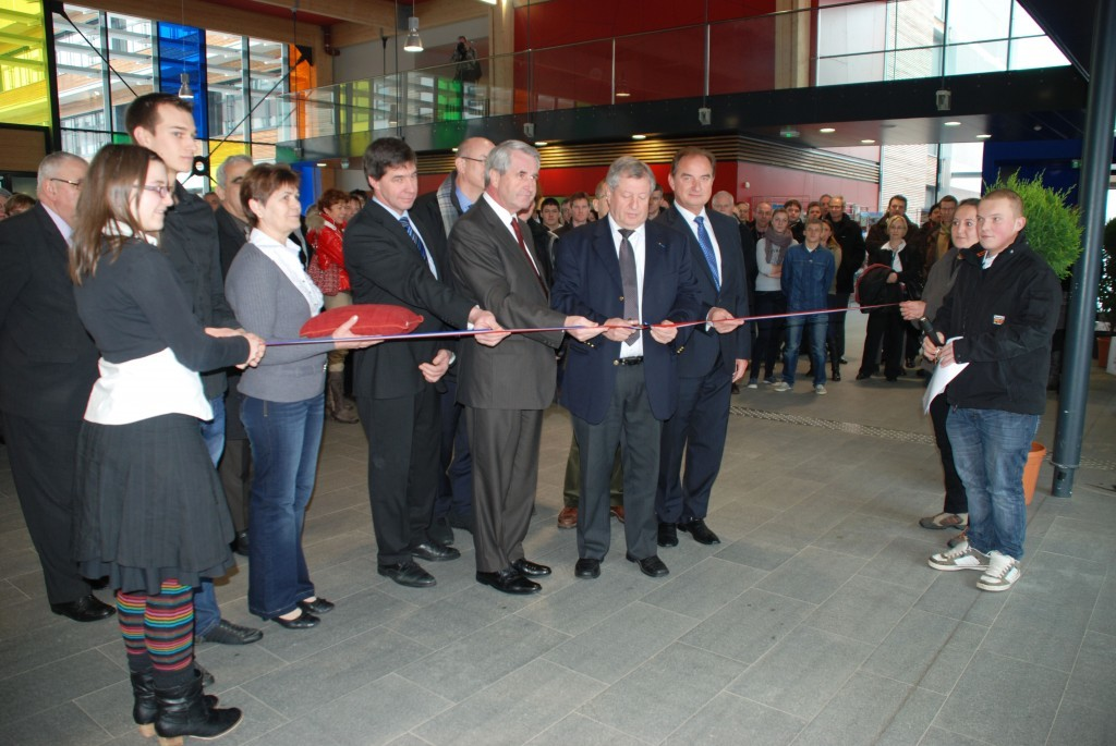 INAUGURATION LYCEE AGRICOLE 21.01.2013 1
