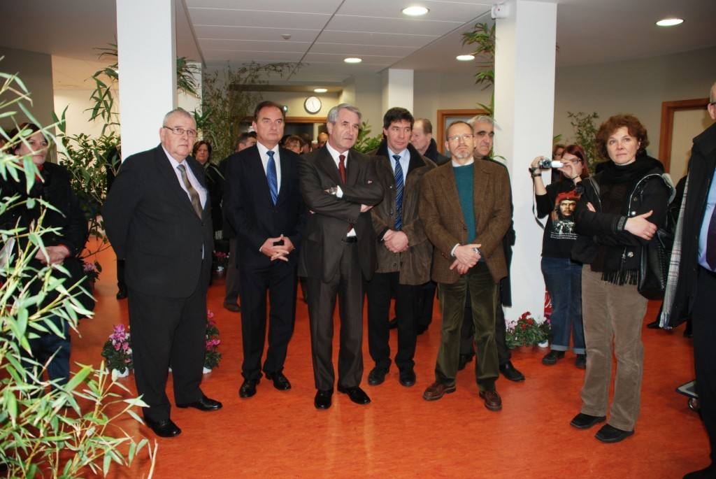 INAUGURATION LYCEE AGRICOLE 21.01.2013 2