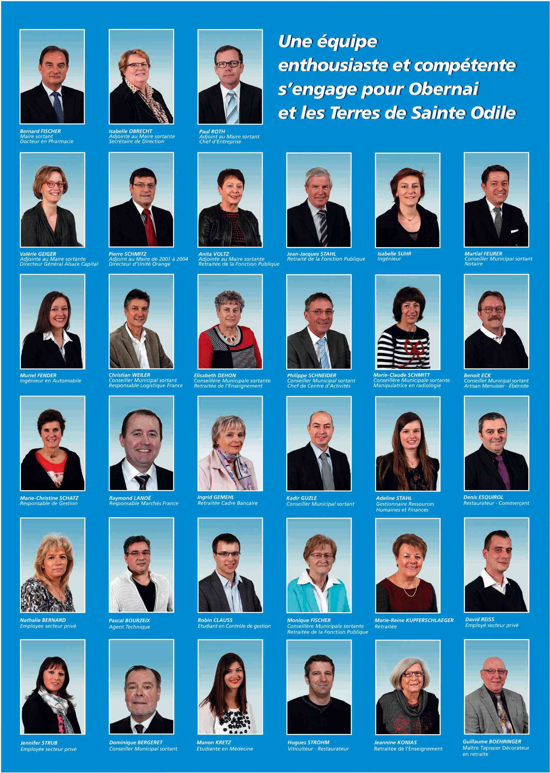 Municipales 2014  12 pages