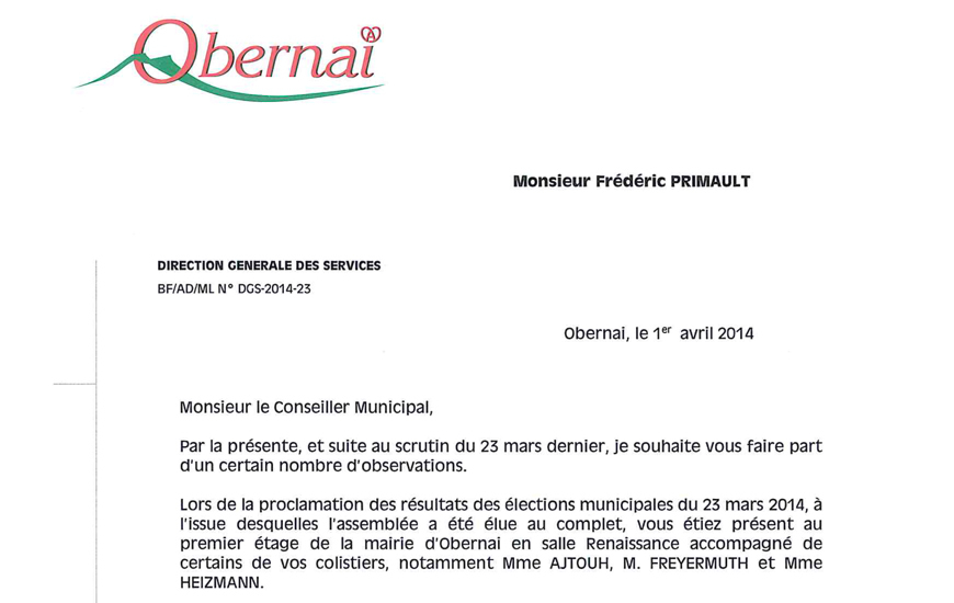 COURRIER PRIMAULT