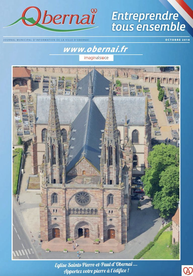 Read more about the article Journal municipal – Octobre 2018